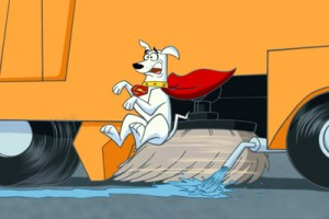 Screenshot from Krypto the Super Dog
