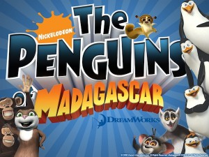 Peguins of Madagascar