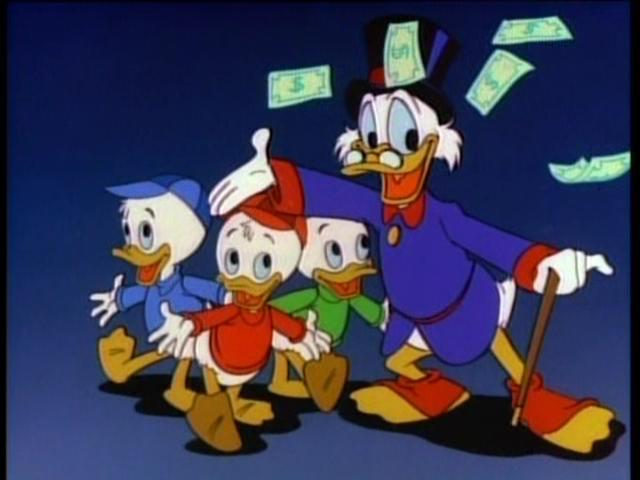 W Ducktales Childhood Revisited: D...