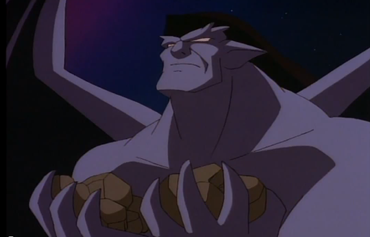 "Screenshot from Gargoyles ""Awakening"""