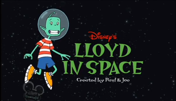 Lloyd in Space screenshot
