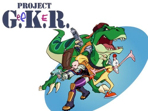 Logo for Project GEEKER