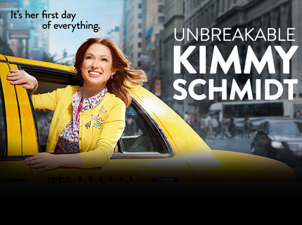 Promo for Unbreakable Kimmy Schmidt